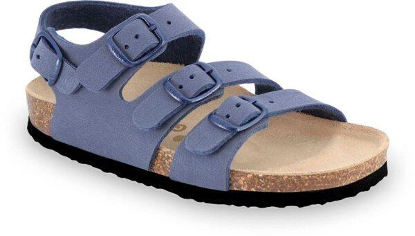 0270407114 decije sandale teget