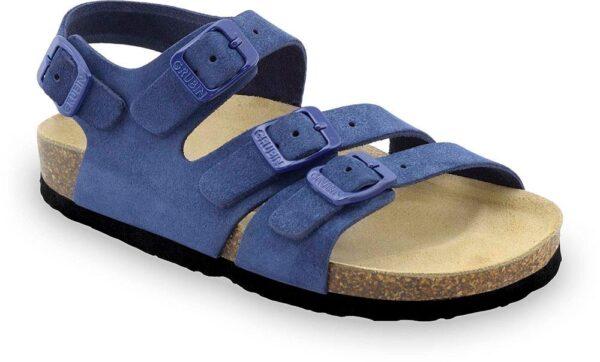 0271007214 decije sandale teget
