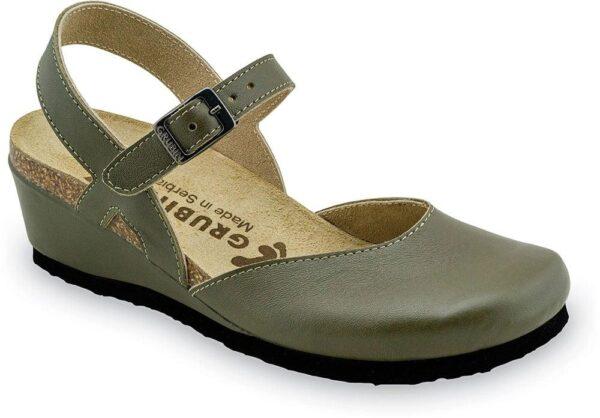 feliks 2323610 sandale grubin zelene