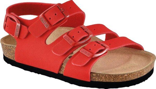 sandale cambera crvene 0273040
