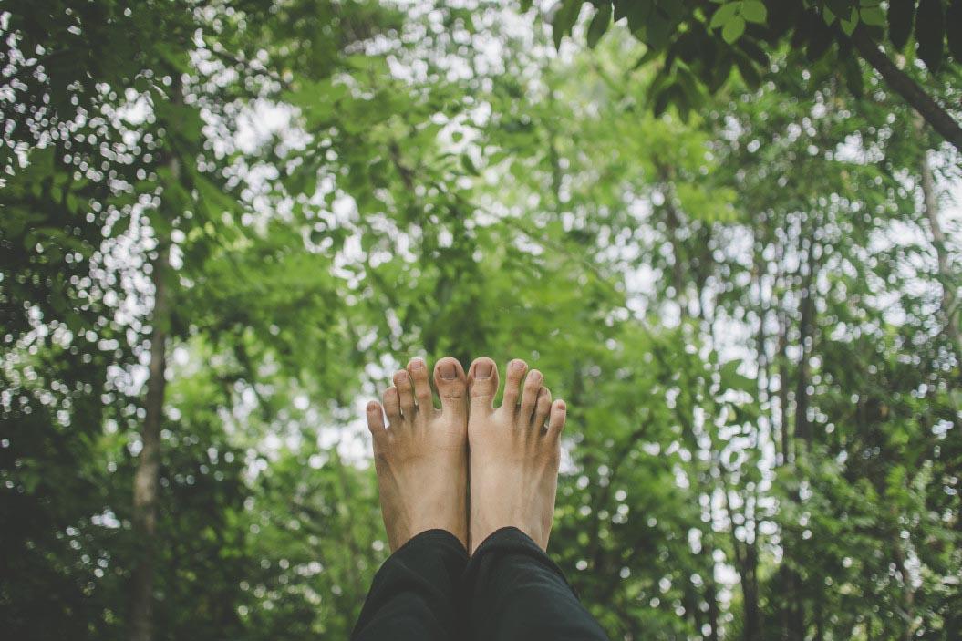 anatomska obuca stopala