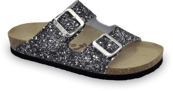 arizona 0033520 zenska papuca crna