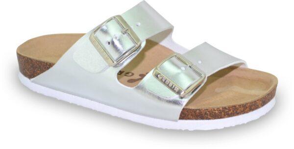 grubin 0033660 arizona teen letnja papuca srebrna